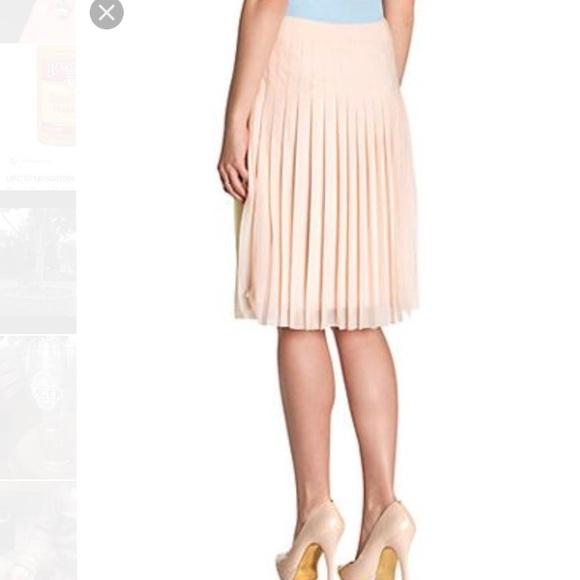 578d7223fa Ted Baker Skirts | Color Block Pleated Skirt Nwt Size 3 | Poshmark